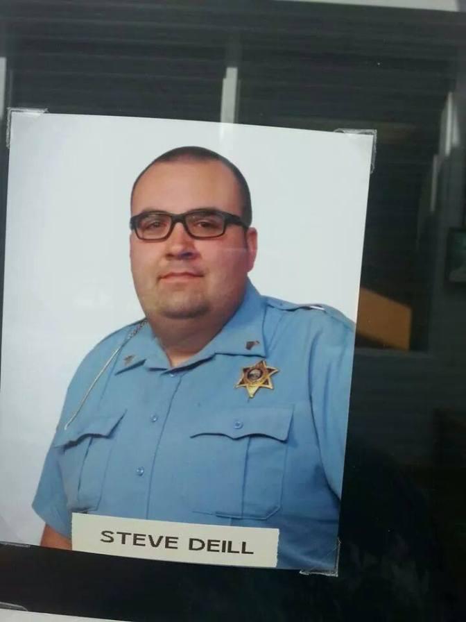 Deputy Steven Deill