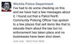 WPD Chief says head shop crackdown is a rumor
